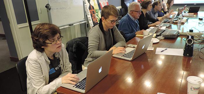 Wikipedia Jewish Women's Edit-a-Thon