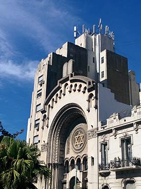 Templo Libertad.