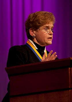 Deborah Lipstadt. Photo courtesy of Emory Video/Photo.