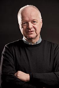 Robert Jan Van Pelt. Photo by Fred Hunsberger.
