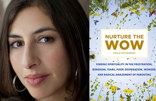 Nurture the WOW: On Parenting Spirituality