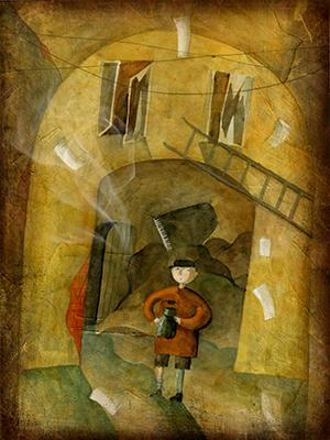 Illustrations by Yevgenia Nayberg.