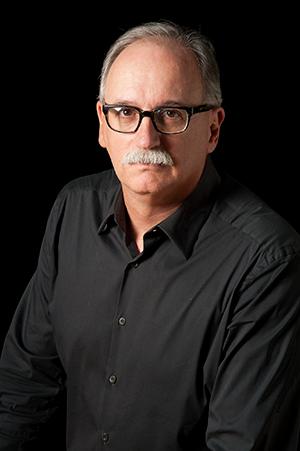 Jim Shepard. Photo by Barry Goldstein.