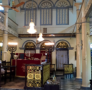 Musmeah Synagogue.