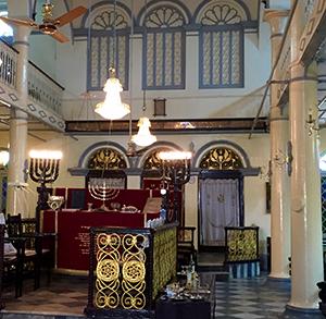 Musmeah Synagogue.