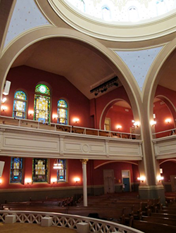 Sixth & I. Photo courtesy of the synagogue.