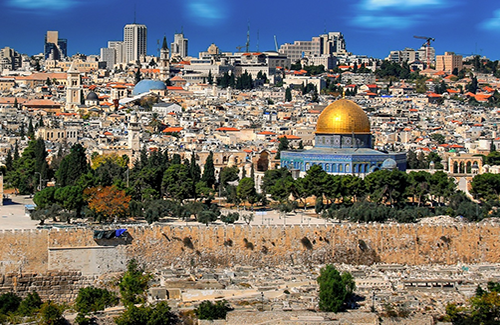 Jerusalem—the Ancient, the Modern, the Eternal