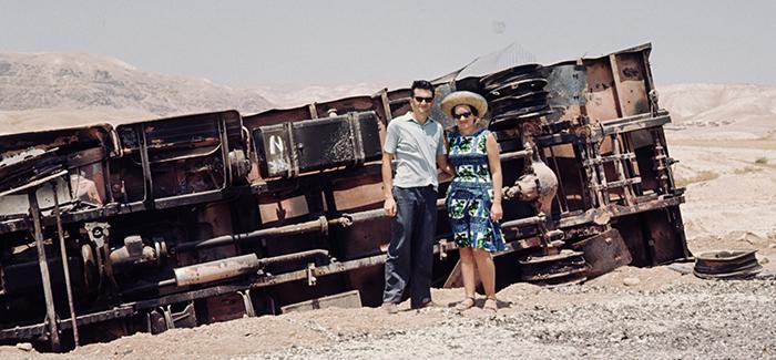 Premonition of Hope: Hadassah Members Recall 1967