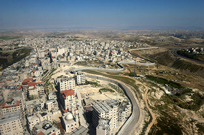 Some 400,000 Israeli Jews have moved to the West Bank since 1967.