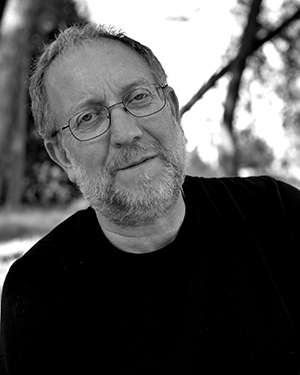Yossi Klein Halevi, photographed by Frédéric Brenner.