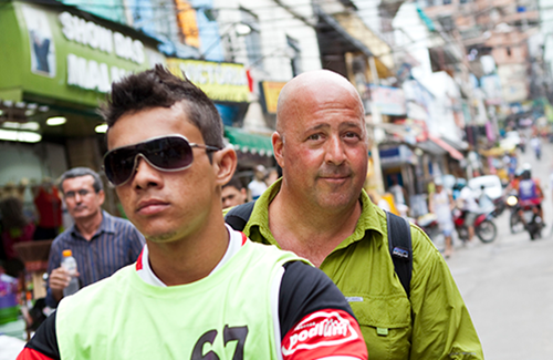 Eating the World with Andrew Zimmern