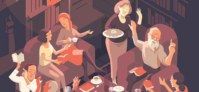 The Phenomenon of Jewish Book Clubs