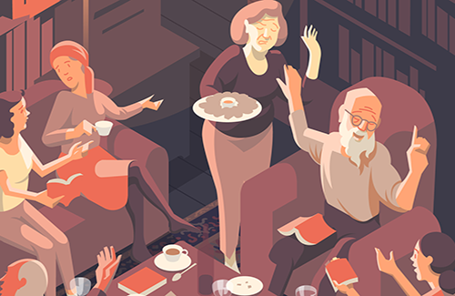The Phenomenon of Jewish Book Clubs