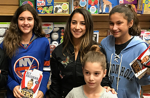 Aly Raisman Wants to Protect and Educate Future Gymnasts