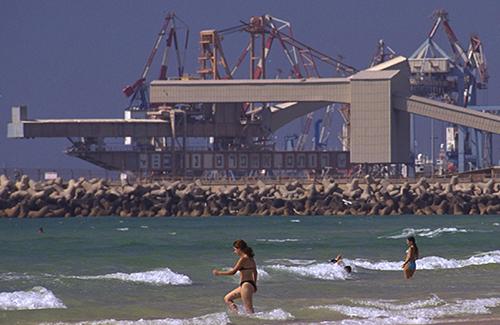 Ashdod—One of Israel's Leading Mediterranean Ports