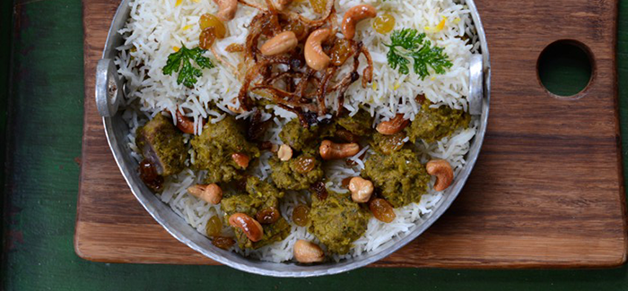 Lamb Biryani and Other Indian Classics for Passover