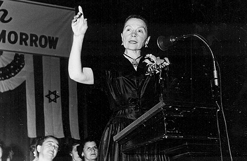 The Pioneering Women of Zionism