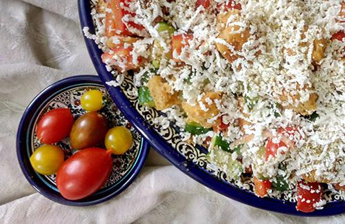 Levantine Fattoush Salad