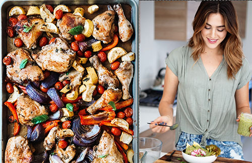 Dini Klein's Prep + Rally Meal Plan Streamlines Family Dinners