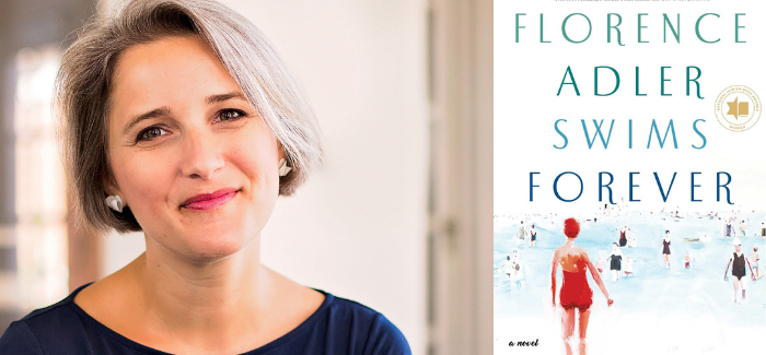 One Book Anniversary Featuring Florence Adler Swims Forever!
