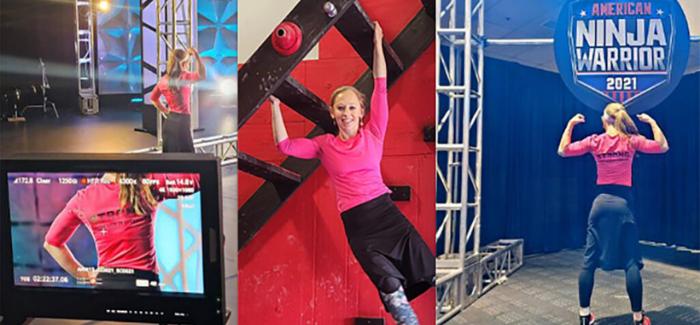 'American Ninja Warrior' Liba Yoffe Is 'Small But Mighty'