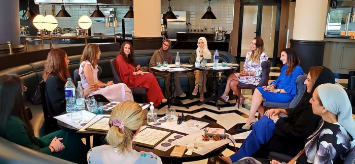 Cultural and Economic Projects Link Gulf and Israeli Women
